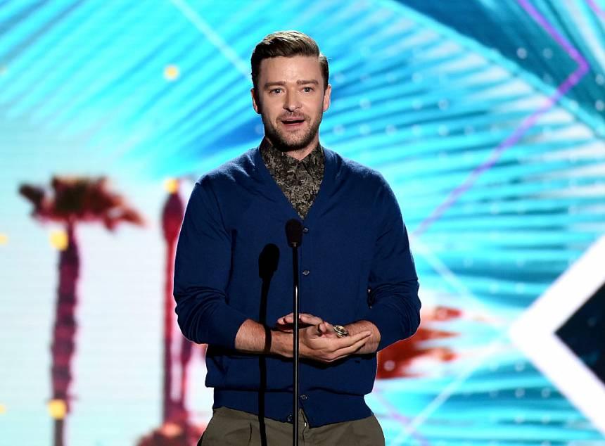 Justin Timberlake dedica su nuevo documental a Prince