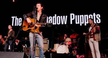 The Last Shadow Puppets improvisa canción dedicada a LCD Soundsystem