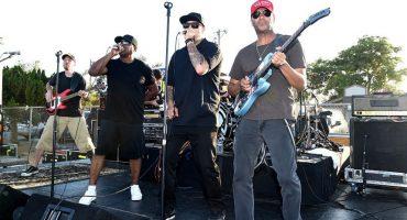 Prophets of Rage ofrecen concierto a 800 presos de una cárcel en California