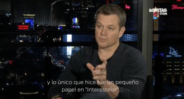 ¿Privacidad vs Seguridad? Esta es nuestra entrevista con Matt Damon y 'Jason Bourne'