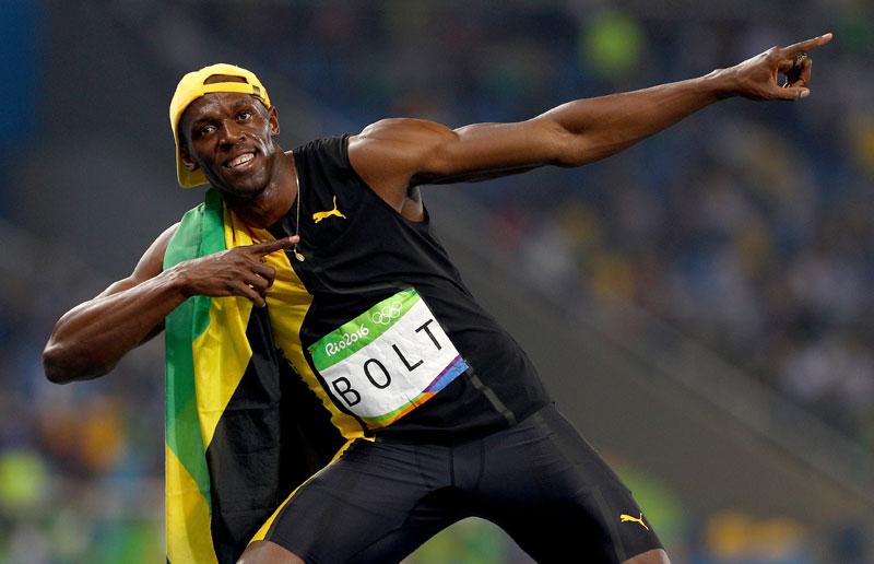 Camino a la historia: mira todos los oros olímpicos de Usain Bolt