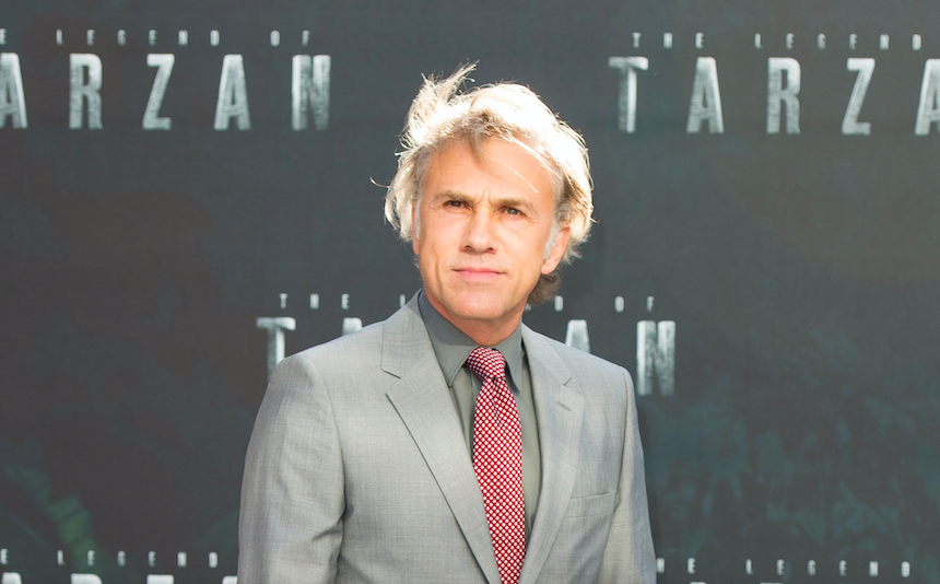 Christoph Waltz quiere el papel de Dyson para Alita: Battle Angel