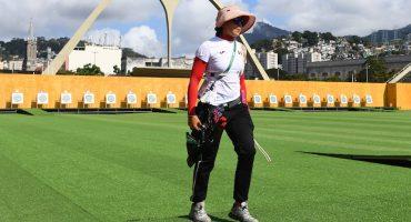 Aída Román llega a Río convencida de que regresará con medalla