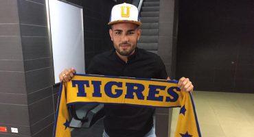Andy Delort ya se encuentra en Monterrey para cerrar su traspaso con Tigres