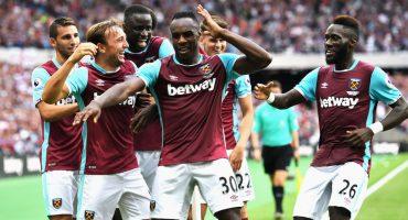 Michail Antonio le da el triunfo al West Ham frente al Bournemouth