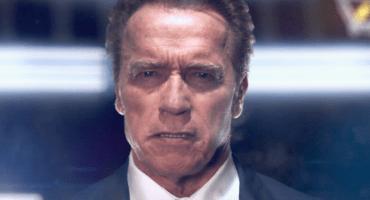 Arnold Schwarzenegger está listo para despedir gente en The Celebrity Apprentince