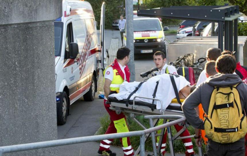 Se registró un nuevo ataque con cuchillo, ésta vez pasó en Austria