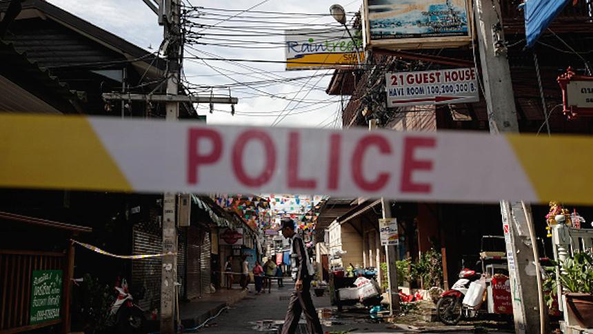 Una serie de explosiones en Tailandia deja al menos cuatro muertos