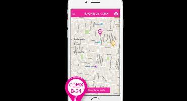 ¿Cómo funciona la app Bache24?