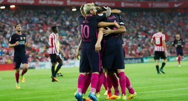 Barcelona vence con la mínima al Athletic