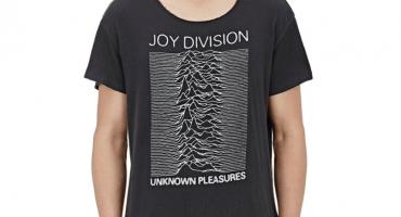 Tienda de EU vende playeras de Joy Division y Black Flag en ¡200 dólares!