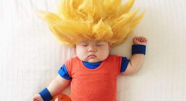Este bebé se ha convertido en toda una sensación de Instagram