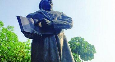 Naucalpan: administración prefiere devolver estatua a terminar de pagarla