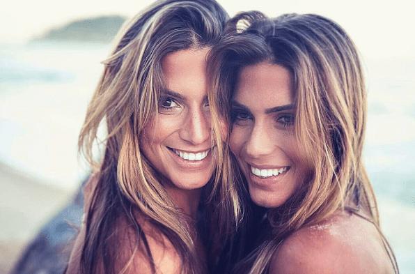 Las hermosas gemelas de nado sincronizado que han conquistado Río 2016
