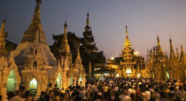 Birmania también se sacude con sismo de 6.8 grados