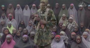 Boko Haram muestra en video a niñas secuestradas hace años