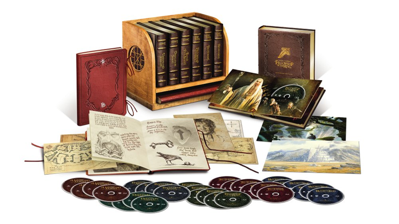 Asómbrense con la edición de 30 discos de \'The Lord of the Rings/The ...