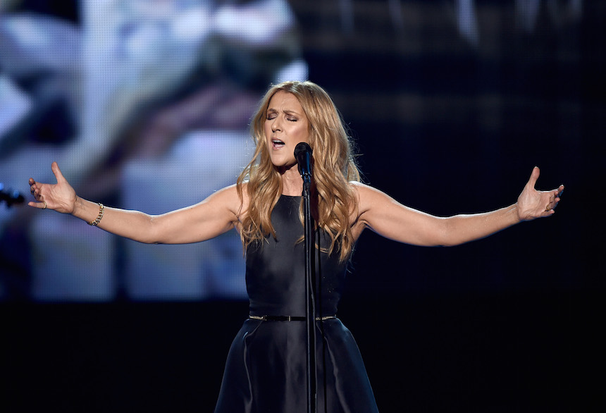 Porque todo es mejor con esta rola de Celine Dion