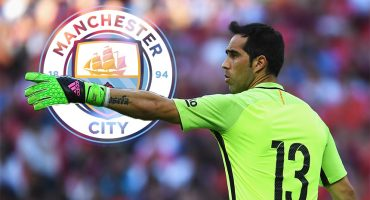 Claudio Bravo se despidió del Barcelona, es nuevo portero del Manchester City