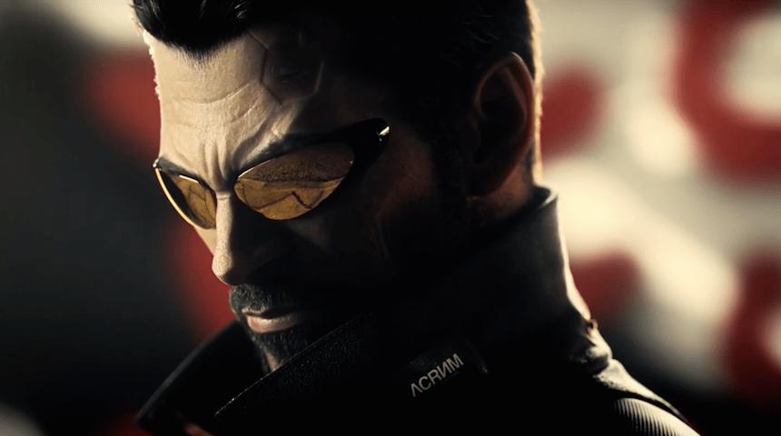 Alucínen con el trailer de Deus Ex: Mankind Divided