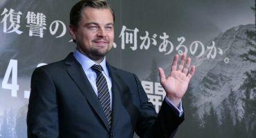 Primero el Oscar y luego la plata... Leonardo DiCaprio aparece en Río 2016