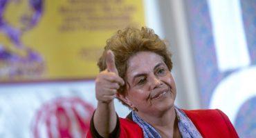 Dilma Rousseff está tristona por no poder estar en la inauguración de Río 2016