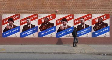 Una disputa política en el nuevo video de DJ Shadow y Run The Jewels
