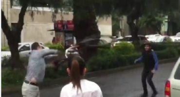 Así es... una nueva agresión contra ciclista en la CDMX