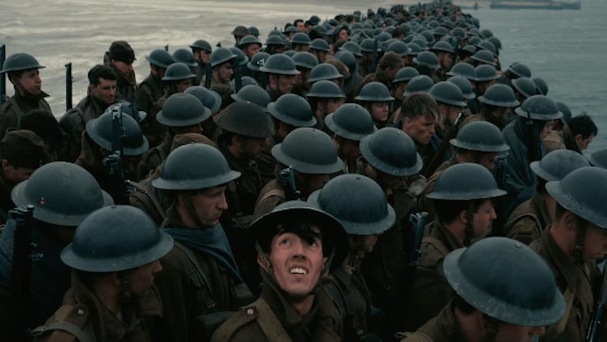 Mira el primer trailer de 'Dunkirk', la nueva película de Cristopher Nolan