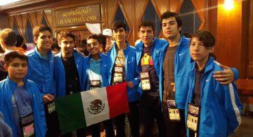 Estudiantes mexicanos, tercer lugar en competencia de matemáticas