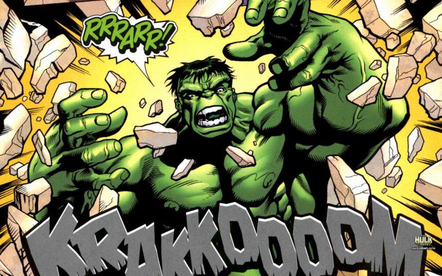 La evolución del Increíble Hulk con el paso de los años