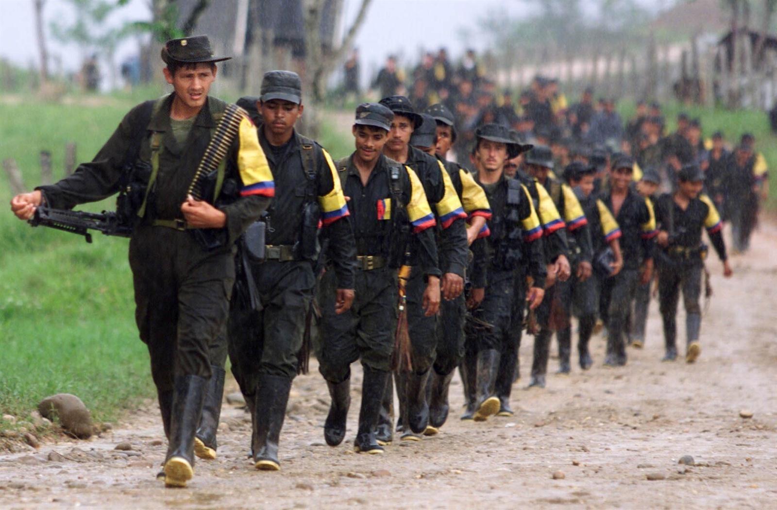 Después de 53 años en guerra, las FARC abandonan completamente las armas
