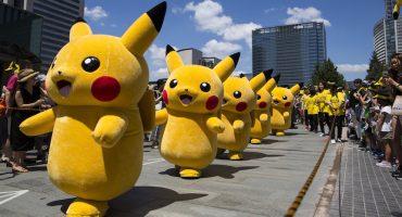 ¡¡¡Está en todos lados!!!! Así se puso el gigantesco desfile de Pikachus en Yokohama