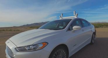 El carro autónomo de Ford llegará en el año 2021