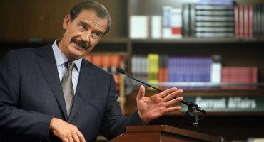 Para Vicente Fox la Ley 3 de 3