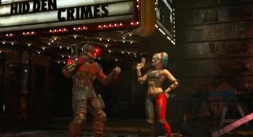 Harley Quinn y Deadshot están listos para Injustice 2