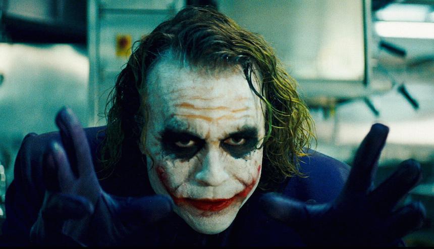 Heath Ledger Joker, Batman: The Dark Knight 2
