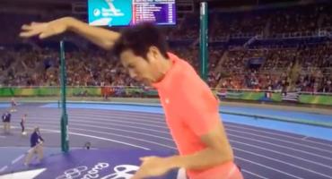 Cuando tu pipián frustra tus sueños en los Juegos Olímpicos