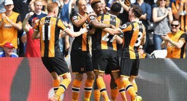 Hull City da la primera sorpresa de la temporada y vence al Leicester City