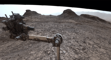 Viaja hasta Marte con esta imagen 360º cortesía de la NASA