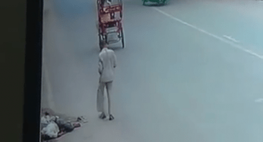 Así la indiferencia mató a un hombre en la India