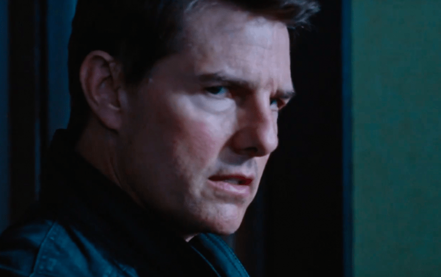 Chequen este spot de Jack Reacher: Never Go Back