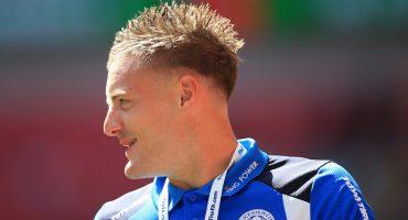 Jamie Vardy, a refrendar su calidad goleadora en la Premier League