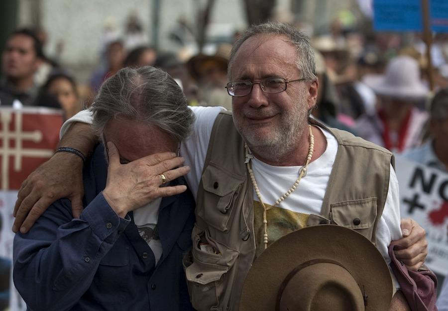 Necesario, volver a las calles a protestar contra la violencia: Javier Sicilia