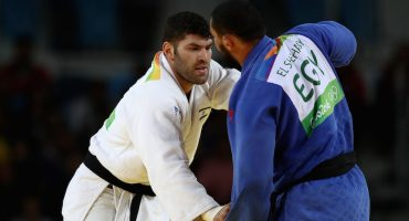 Río 2016: Judoka egipcio no quiso saludar a judoka israelí