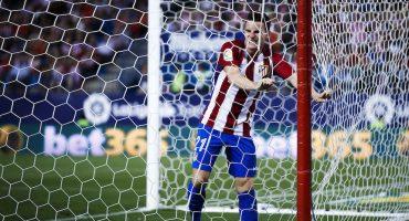 Alavés le sacó el empate al Atlético de Madrid