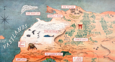 Conozcan acerca del mundo de Kubo and the Two Strings con este mapa interactivo