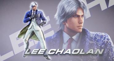 Lee Chaolan llega pateando traseros en este trailer de Tekken 7