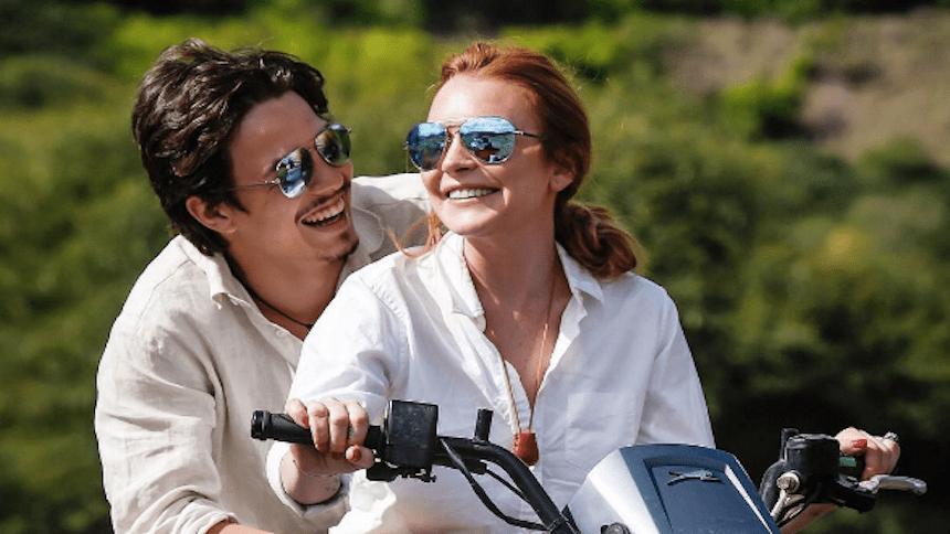 ¿Qué hay detrás de las peleas de Lindsay Lohan con Egor Tarabasov?