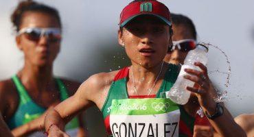La medalla de plata de Lupita González en 10 mágicas fotografias